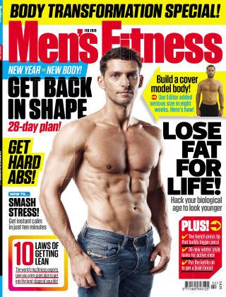 Men's Fitness Feb 2019