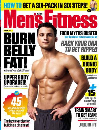 Men's Fitness Issue 226