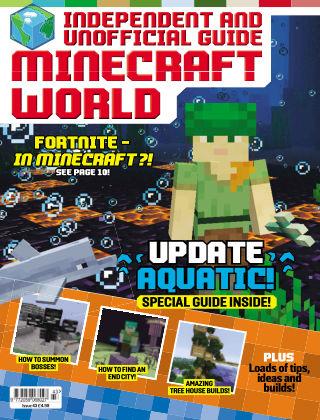 Minecraft World 43