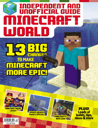 Minecraft World 44