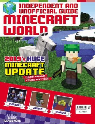 Minecraft World Issue 46