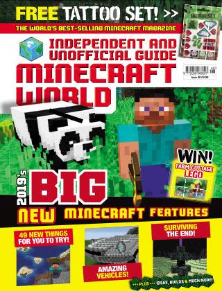 Minecraft World Issue 48