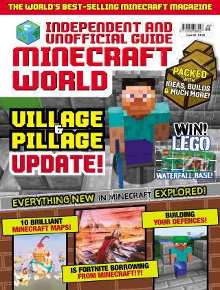 Minecraft World Issue 49