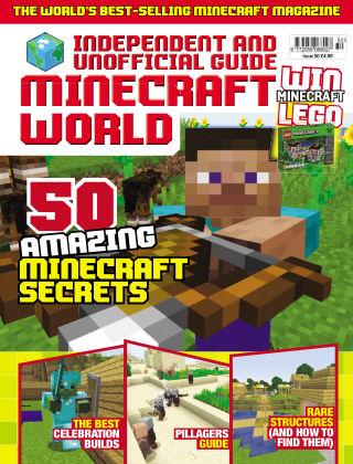 Minecraft World Issue 50