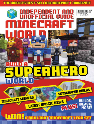 Minecraft World Issue 52