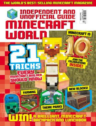 Minecraft World Issue 53