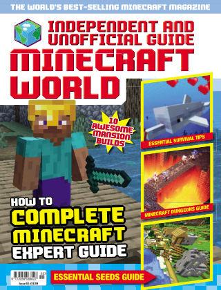 Minecraft World Issue 55