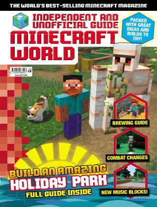 Minecraft World Issue 56