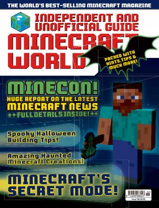 Minecraft World Issue 58