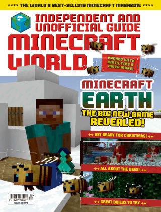 Minecraft World Issue 59