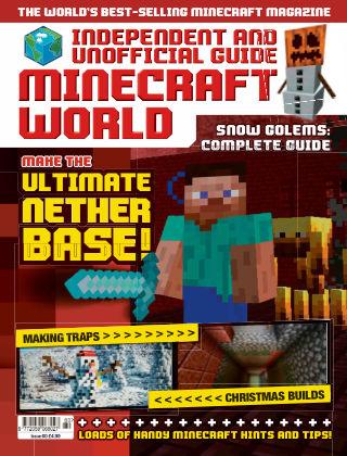 Minecraft World Issue 60