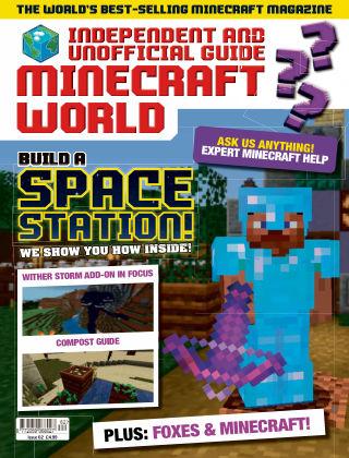 Minecraft World Issue 62