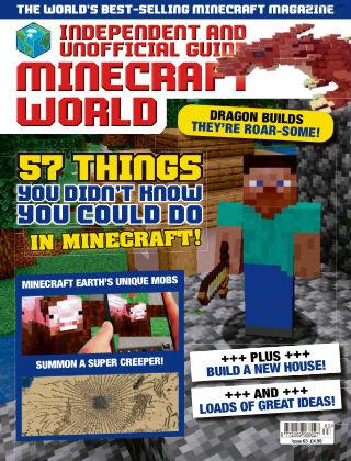 Minecraft World Issue 63