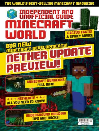 Minecraft World Issue 64