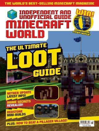 Minecraft World Issue 65