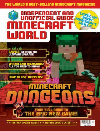 Minecraft World Issue 67