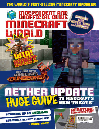 Minecraft World Issue 68