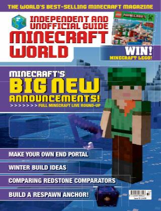 Minecraft World Issue 72