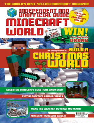 Minecraft World Issue 73