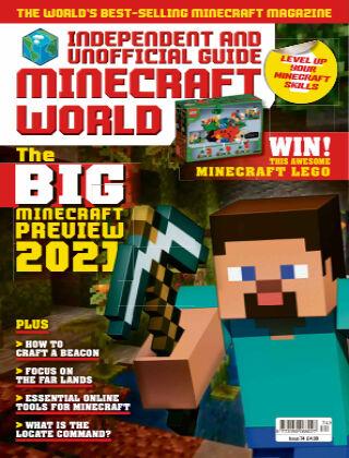 Minecraft World Issue 74