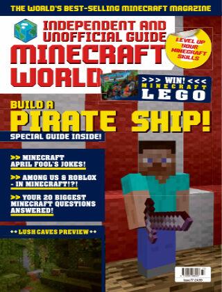 Minecraft World Issue 77