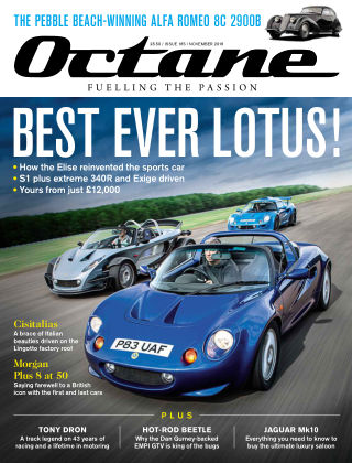 Octane Issue 185