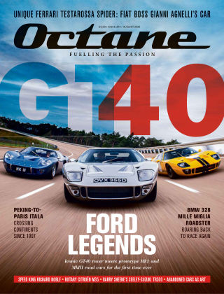 Octane Issue 206