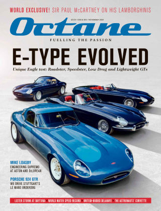 Octane Issue 209