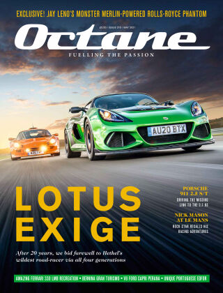 Octane Issue 215
