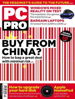 PC Pro May 2018