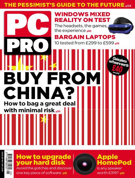 PC Pro March 15, 2018 00:00