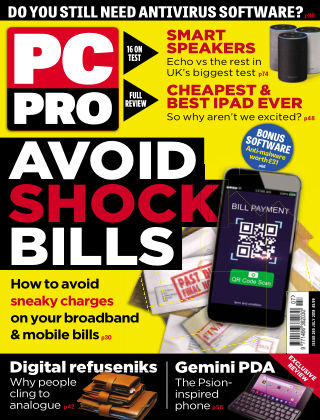 PC Pro July 2018