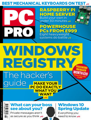 PC Pro August 2018