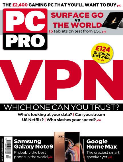 PC Pro October 11, 2018 00:00