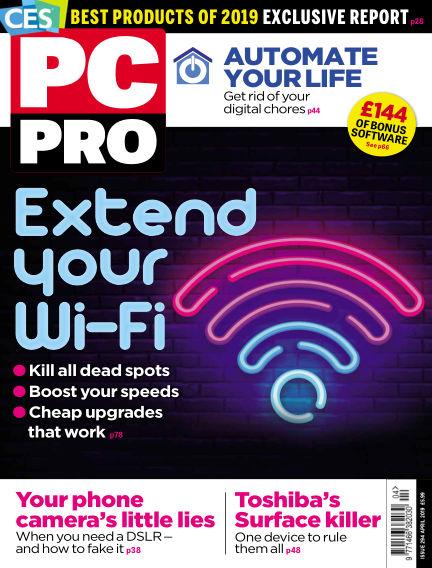 PC Pro February 14, 2019 00:00