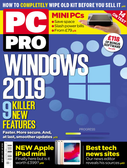PC Pro May 09, 2019 00:00