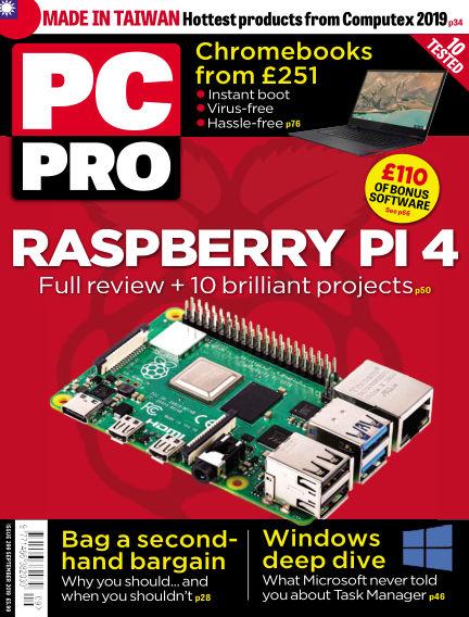 PC Pro July 11, 2019 00:00