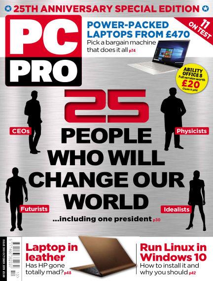 PC Pro August 14, 2019 00:00