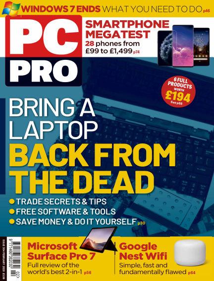 PC Pro December 05, 2019 00:00