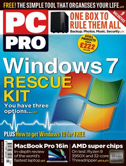 PC Pro January 09, 2020 00:00