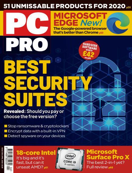 PC Pro February 13, 2020 00:00