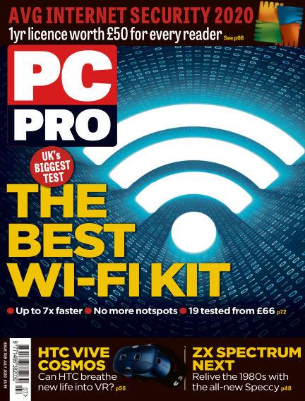 PC Pro May 14, 2020 00:00