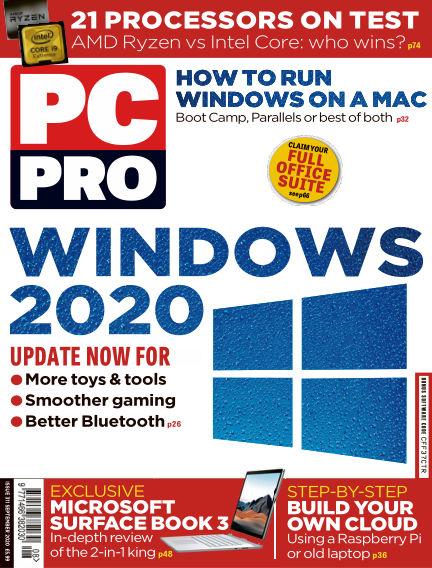 PC Pro July 09, 2020 00:00