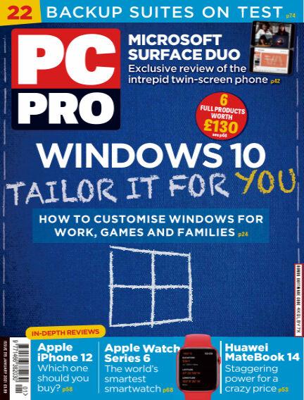 PC Pro November 12, 2020 00:00