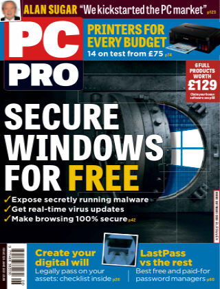 PC Pro Issue 320