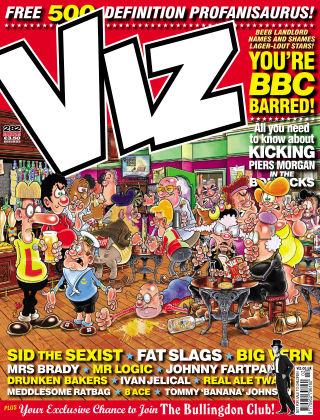 Viz Issue 282