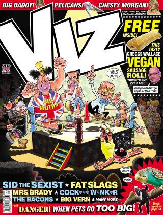 Viz Issue 283