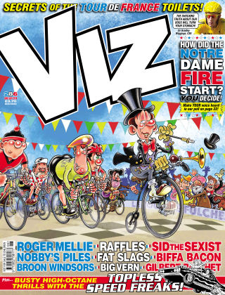 Viz Issue 286