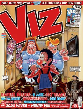 Viz Issue 292