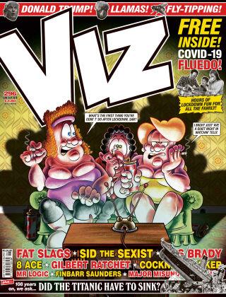 Viz Issue 296